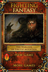 Video Game: Fighting Fantasy: The Warlock of Firetop Mountain