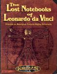 RPG Item: The Lost Notebooks of Leonardo da Vinci