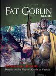 Issue: Fat Goblin Gazette (Issue 3 - Oct 2015)