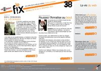 Issue: Le Fix (Issue 38 - Dec 2011)