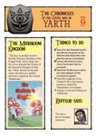 Issue: The Chronicles of the Latter Days of Yarth (Issue 9 - July 2017)