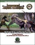 RPG Item: DCC #057: Wyvern Mountain