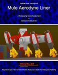 RPG Item: Vehicle Book Aerodyne 2: Mule Aerodyne Liner