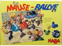 Board Game: Mäuse-Rallye