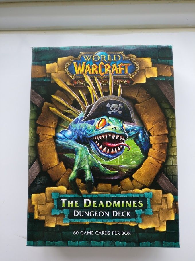 World of Warcraft Trading Card Game: The Deadmines Dungeon Deck