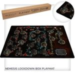 Board Game Accessory: Nemesis: Lockdown – Playmat