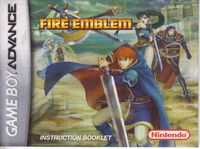 Video Game: Fire Emblem