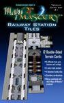 RPG Item: Terrain Card Set 01: Railway Station Tiles