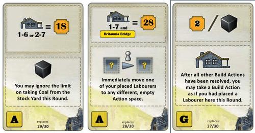 Board Game: Snowdonia: Britannia Bridge