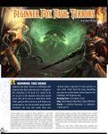 RPG Item: Beginner Box Bash: Terrors