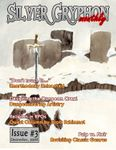 Issue: Silver Gryphon Monthly (Issue 3 - Dec 2008)