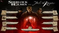 Video Game: Sherlock Holmes versus Jack the Ripper