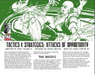 RPG Item: Attacks of Opportunity