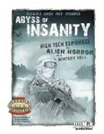 RPG Item: R.E.A.C.T. Case File #XA013: Abyss of Insanity (Savage Worlds)