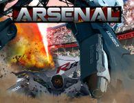 Board Game: Arsenal: Arena Combat – Core Set