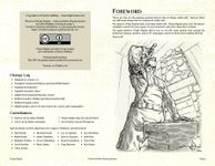 RPG Item: Forge Engine: Universal Role-Playing System