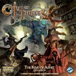 Board Game: Cadwallon: City of Thieves – The King of Ashes