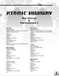 RPG Item: Atomic Highway Web Enhancement 1: New Vehicles & Customizations 1