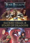 Board Game: Lost Legacy: Third Chronicle – Sacred Grail & Staff of Dragons