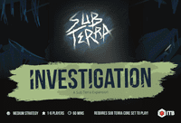 Investigation: Sub Terra Expansion -  Inside The Box