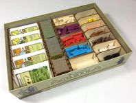 Board Game Accessory: Agricola (Revised Edition): Geekmod Insert