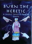 Board Game: Burn The Heretic