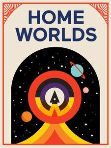 Homeworlds Cover Artwork