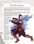 RPG Item: Adversaries of the Righteous: Ku Nenaveya