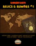 RPG Item: Relics & Rumors #1