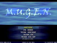 Video Game: M.U.G.E.N.