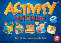 Board Game: Activity Multi Challenge