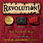 Board Game: Revolution!