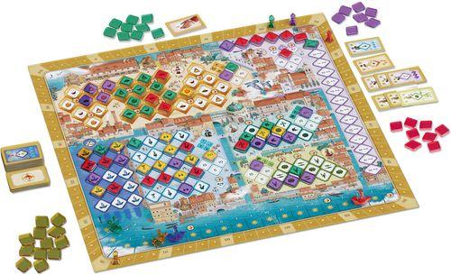 Board Game: Mille Fiori