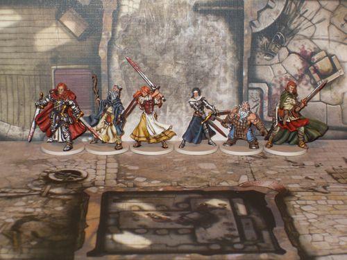 Board Game: Zombicide: Black Plague