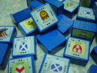Scotland tiles