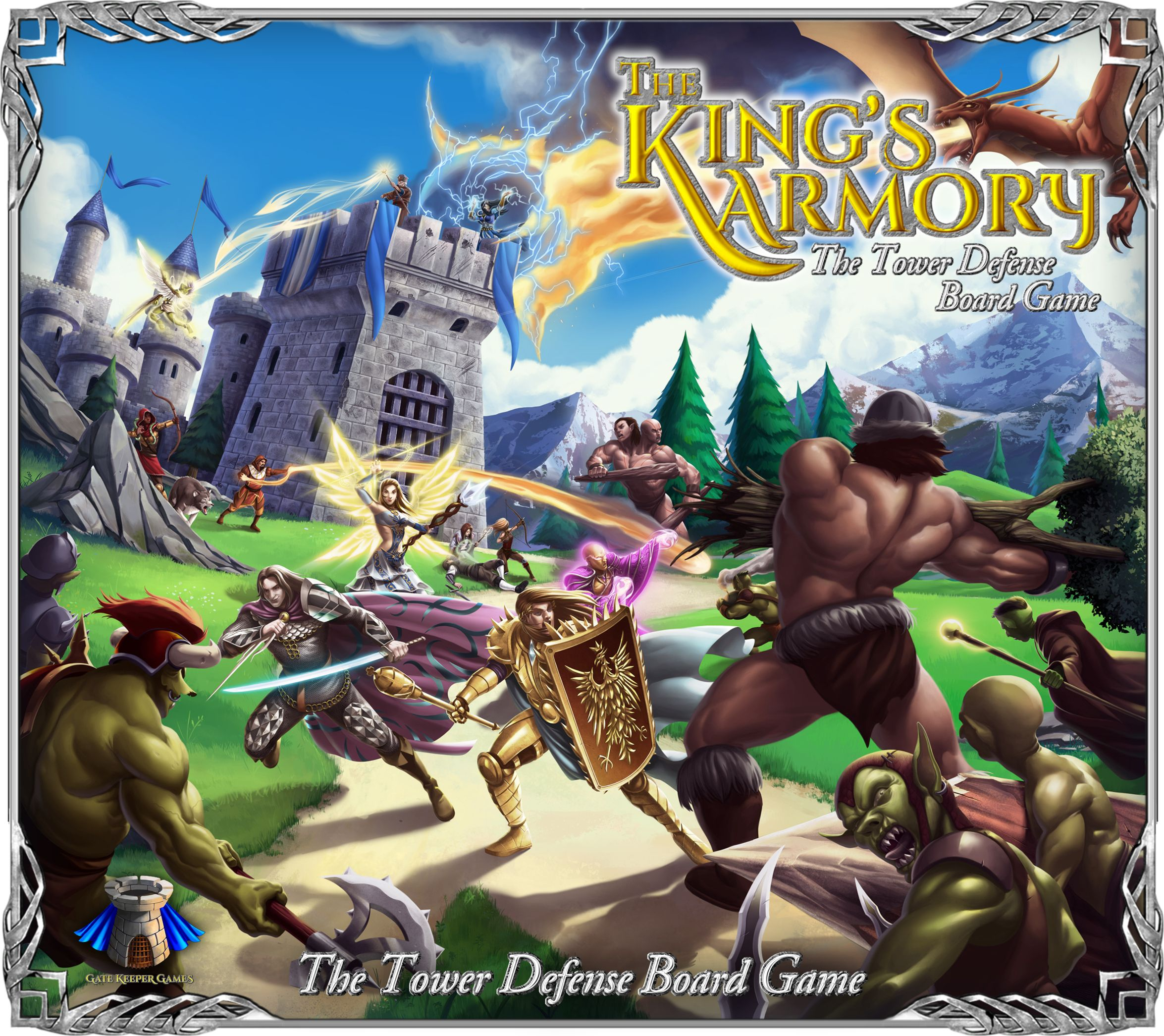 The King's Armory: 7th Anniversary Edition