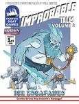 RPG Item: Improbable Tales Volume 3, Issue 1: Ice Escapades (ICONS)