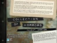 RPG Item: Collection of Horrors 09: Caveat Emptor