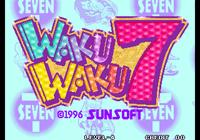 Video Game: Waku Waku 7
