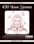RPG Item: #30 Ioun Stones
