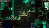 Video Game: SteamWorld Dig 2