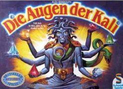 Die Augen der Kali Cover Artwork