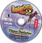 Video Game: RollerCoaster Tycoon 2: Time Twister