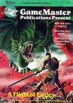 Issue: GameMaster Publications (Issue 1 - Oct 1985)