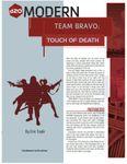 RPG Item: Team Bravo: Touch of Death