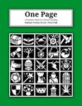RPG Item: One Page Number 27: Town Folk