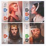 Board Game: Splendor: Nobles Promo Tiles