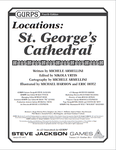 RPG Item: GURPS Locations: St. George's Cathedral