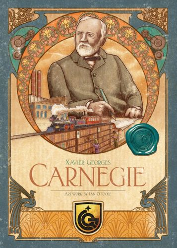 Board Game: Carnegie
