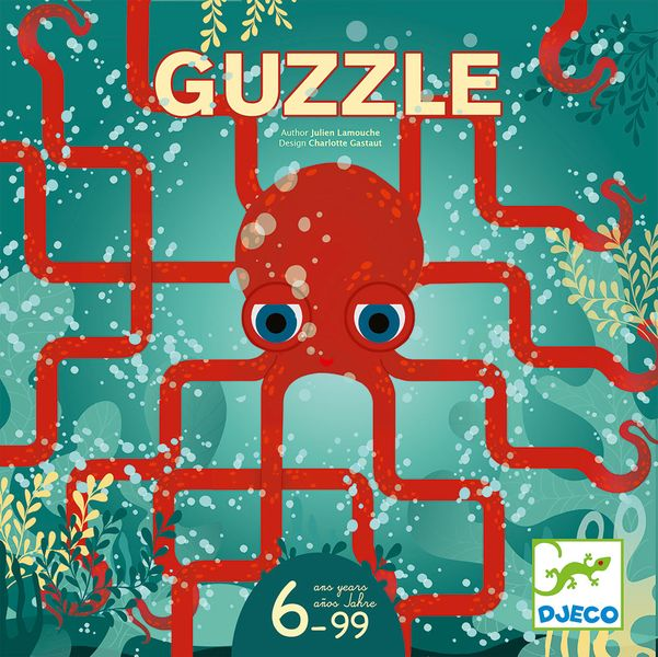 Guzzle (box), published by Djeco (2020)